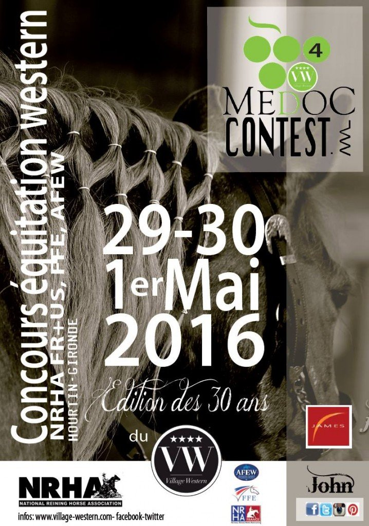 affiche medoc contest 2016